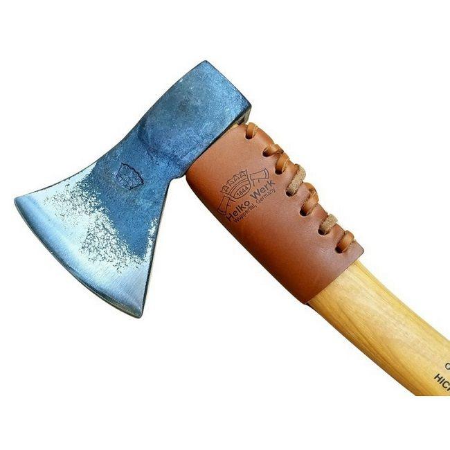 Helko Leather Axe Handle Protector